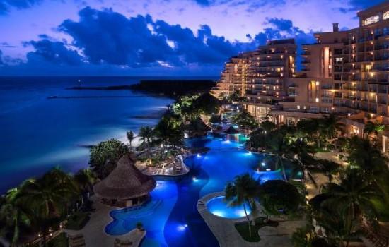 GRAND FIESTA AMERICANA CORAL BEACH 5* - Kankun Mexico 2019-20