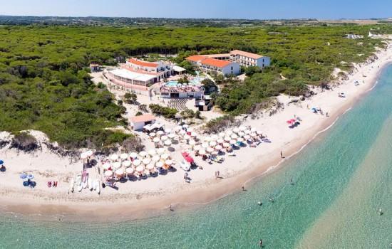 Hotel Club Del Golfo 4* - Sardinija avionom 2019