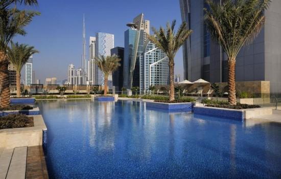 JW Marriott Marquis 5* - Dubai 2019