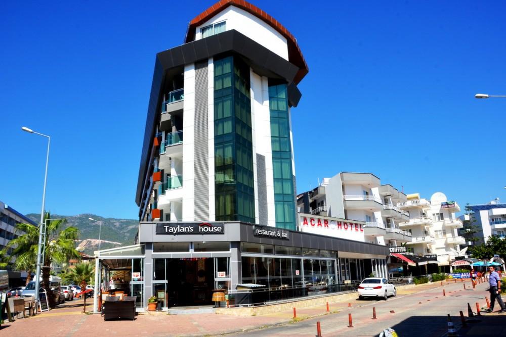 Acar Hotel 4* Alanya leto