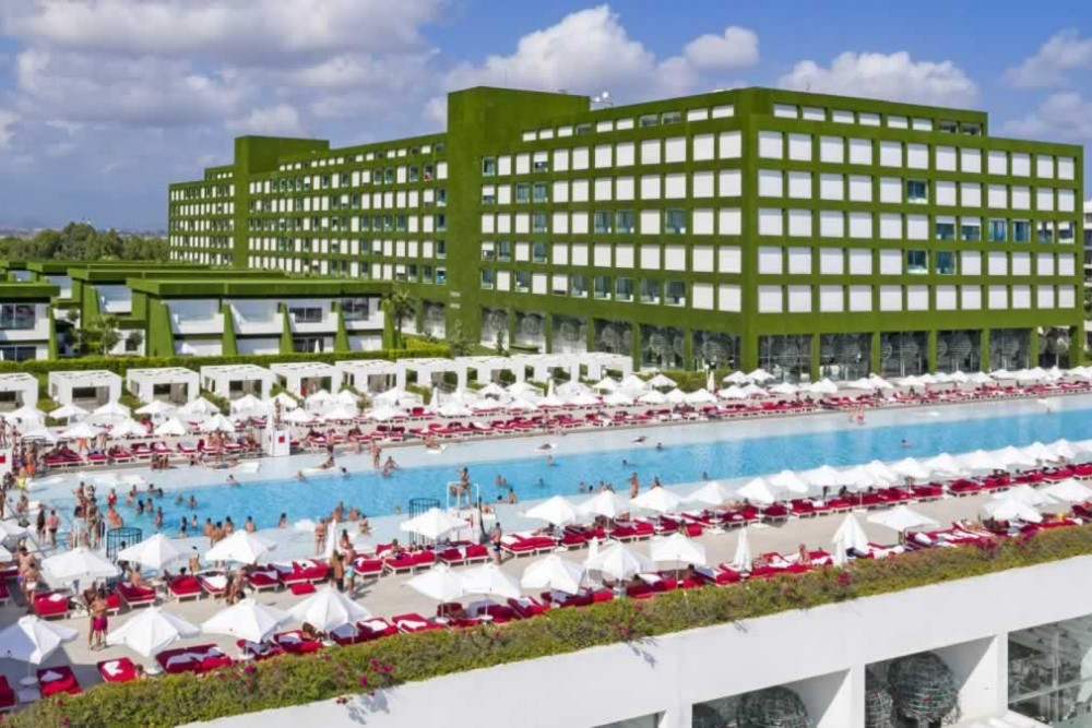 Adam & Eve Hotel SPC - Adults Only Belek leto