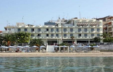 Aegean Blue Hotel 4* Nea Kalikratija leto 2019