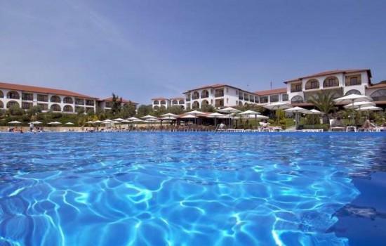 Akrathos Beach Hotel 4* Uranopolis leto 2019