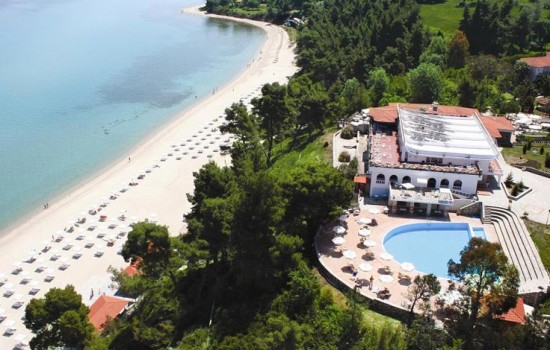 Alexander The Great Hotel 4* Kriopigi leto 2020