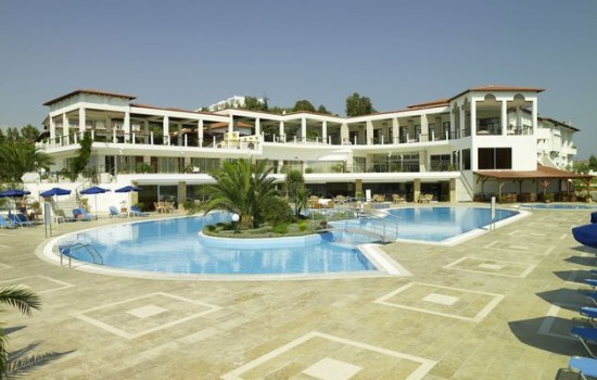 Alexandros Palace Hotel & Suites Uranopolis 5* leto 2016