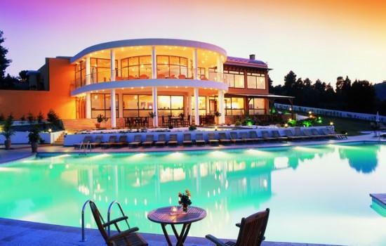 Alia Palace Hotel 5* Pefkohori leto 2020