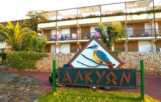 Alkyon hotel 3* - Skijatos leto 2017