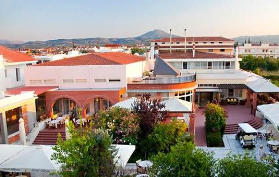 Alkyon Resort 5* - Peloponez leto 2020