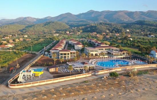 Almyros Beach 5* - Krf leto 2020