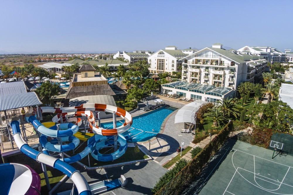Alva Donna Exclusive Hotel & Spa 5* Belek leto