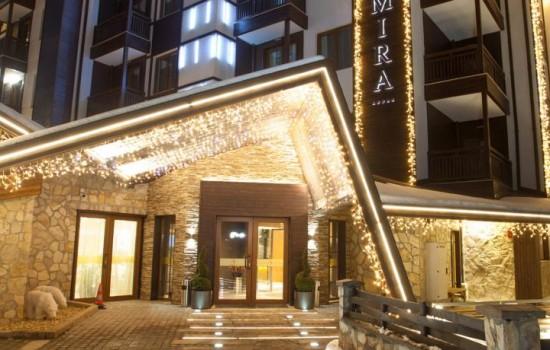 Amira Hotel & SPA 5* - Bansko zimovanje 2020