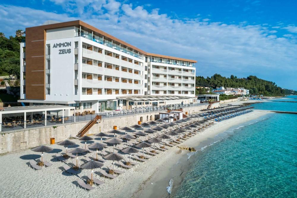 Ammon Zeus Hotel 5* Kalithea