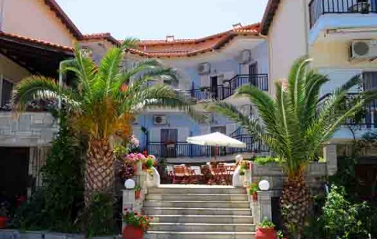 Ammouliani Hotel 3* Atos Grčka leto 2019