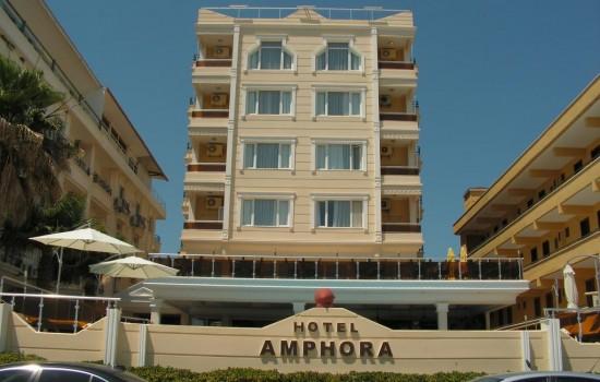 Amphora Hotel 2* - Sarimsakli leto 2021