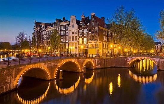 Amsterdam - Doček nove 2020. godine