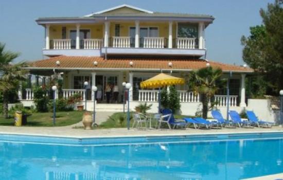 Anais Hotel 3* Paralija leto 2019