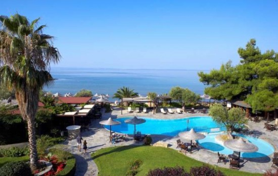 Anthemus Sea Beach Hotel & Spa 5* Nikiti leto 2020