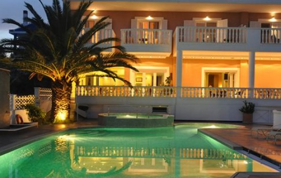 Antonios Hotel 3* - Tasos leto 2020