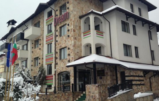 Apartment Complex Dream 4* - Bansko zima 2020