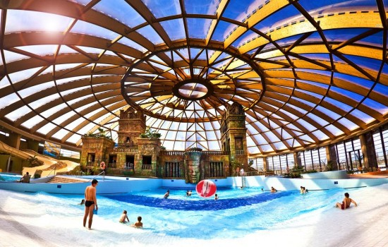 Aquaworld Resort Budapest 4*sup - Madjarska Wellness 2019