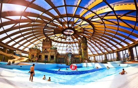 Aquaworld Resort Budapest 4*sup - Madjarska Wellness 2021