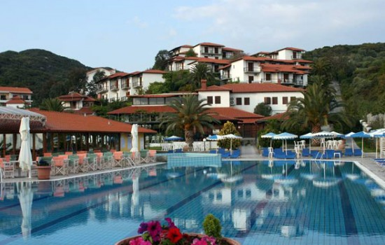 Bomo Aristoteles Holidays Resort & Spa 4* Uranoupolis leto 2020