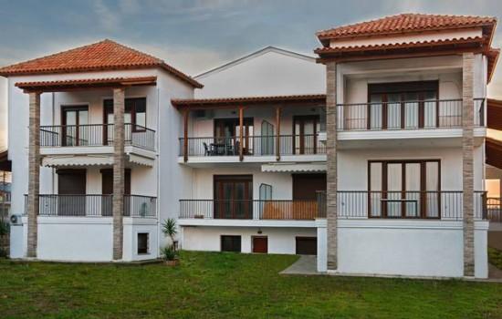 Armenos apartmani - Jerisos - LUX