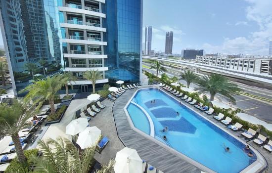 Atana Hotel 4* - Dubai 2021