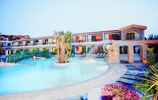 HIT! Athena Pallas Village Hotel 5* Nikiti leto 2019