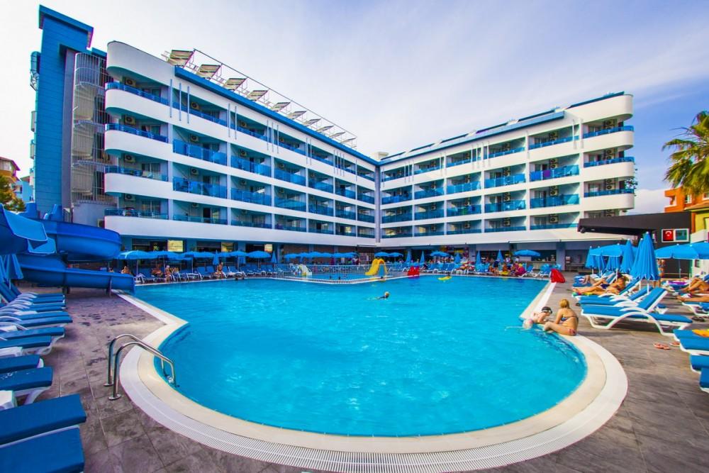Avena Resort & Spa Hotel 4* Alanya leto
