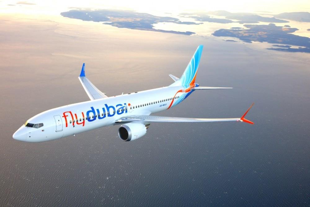 AVIO KARTE Fly Dubai