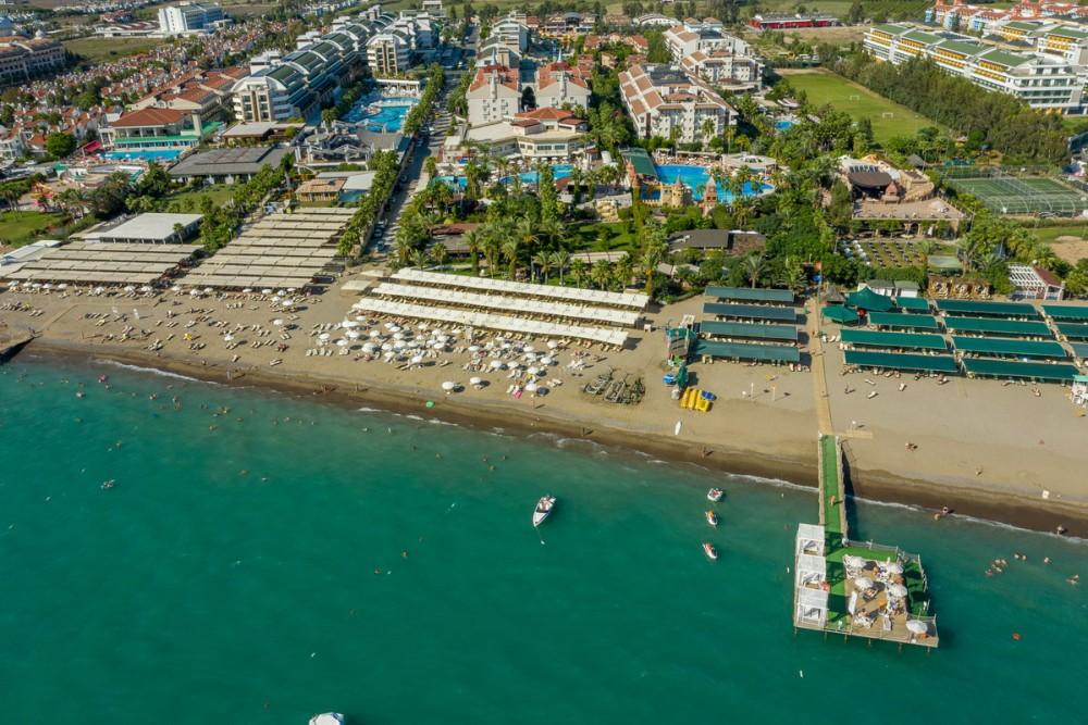 Aydinbey Famous Resort 5* Belek leto