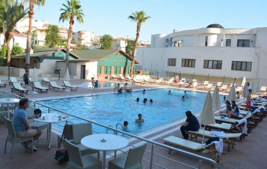 Ayma Beach Resort 4* - Kušadasi leto 2021