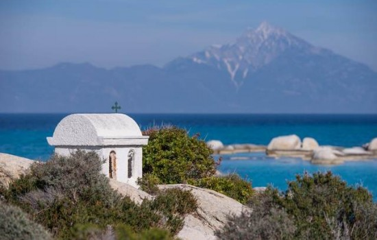 Azapiko Blue Sea 2* - Sitonija leto 2020