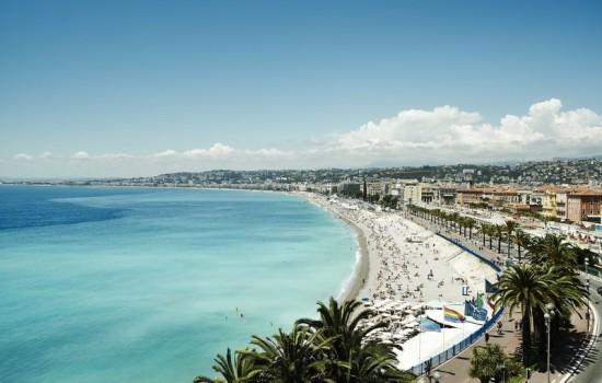 Azurna obala - Nica leto 2019