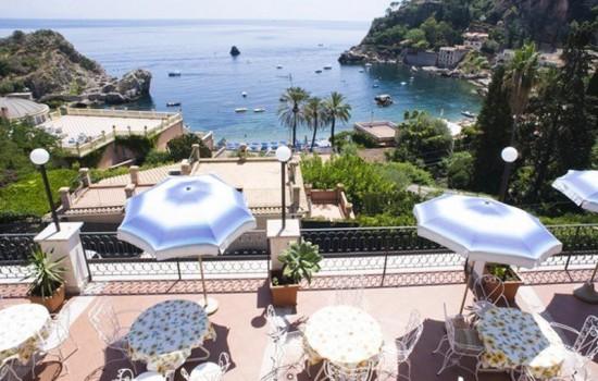 Baia Azzurra Hotel 4* Sicilija avionom leto 2020