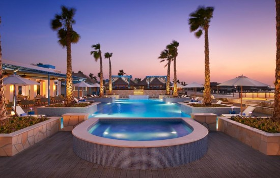 Banana Island Resort 5* - Qatar Doha leto 2019