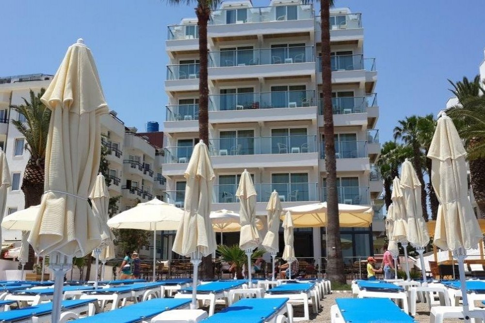 Begonville Beach Hotel 3* ADULTS ONLY - Marmaris