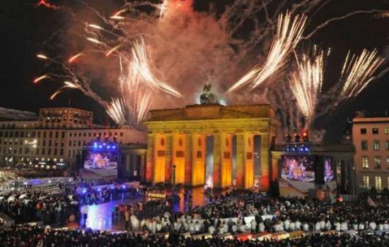 Berlin - Doček nove 2020. godine