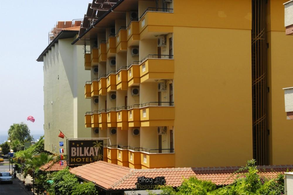 Bilkay Hotel 3* - Alanya leto