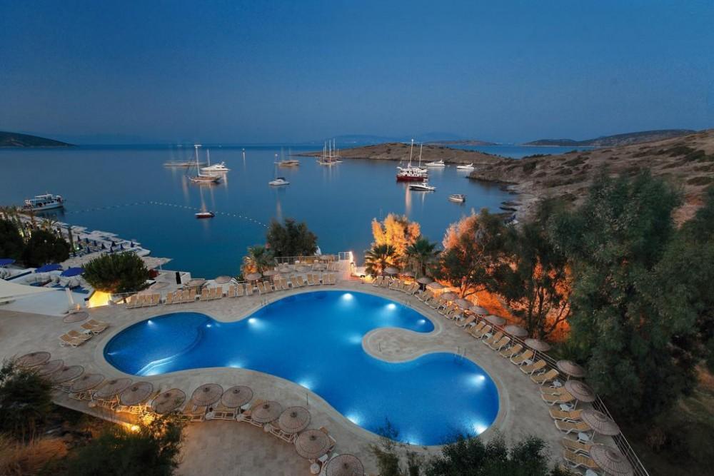 Bodrum Bay Resort 5* - Bodrum
