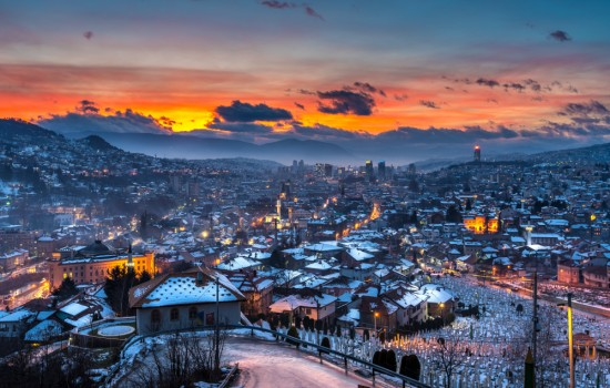 Bosna, Sarajevo - USKRS I 1. Maj 2021