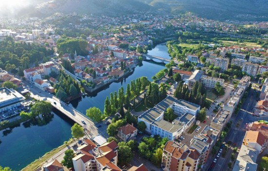 Bosna, Trebinje - USKRS i 1. Maj 2021