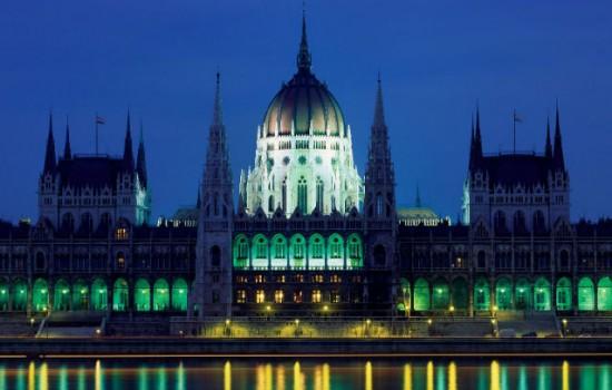 Budimpešta - Doček nove 2020. godine