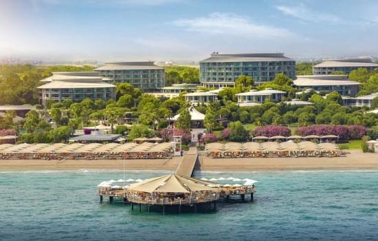 Calista Luxury Resort 5* Belek leto 2020