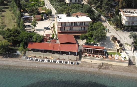 Castella Beach 2* - Peloponez leto 2020