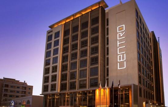Centro Capital 4* - Qatar Doha leto 2019