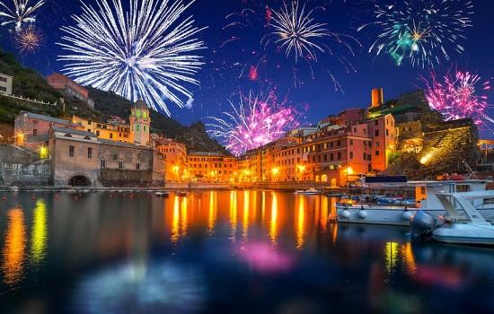 Cinque Terre - Đenova - Doček nove 2020. godine