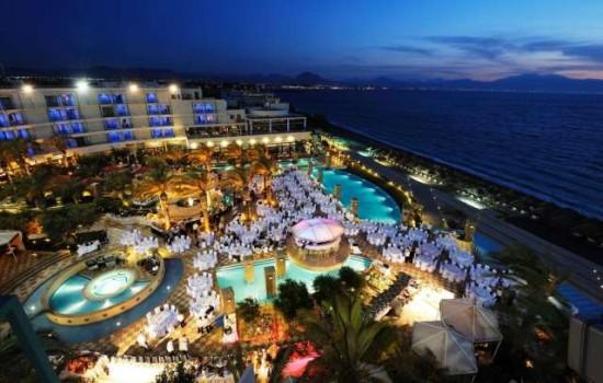 Club Hotel Casino Loutraki 5* - Peloponez