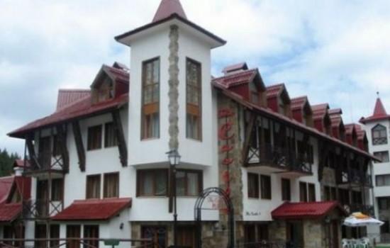 The Castle Hotel 3* Pamporovo zimovanje 2021-22